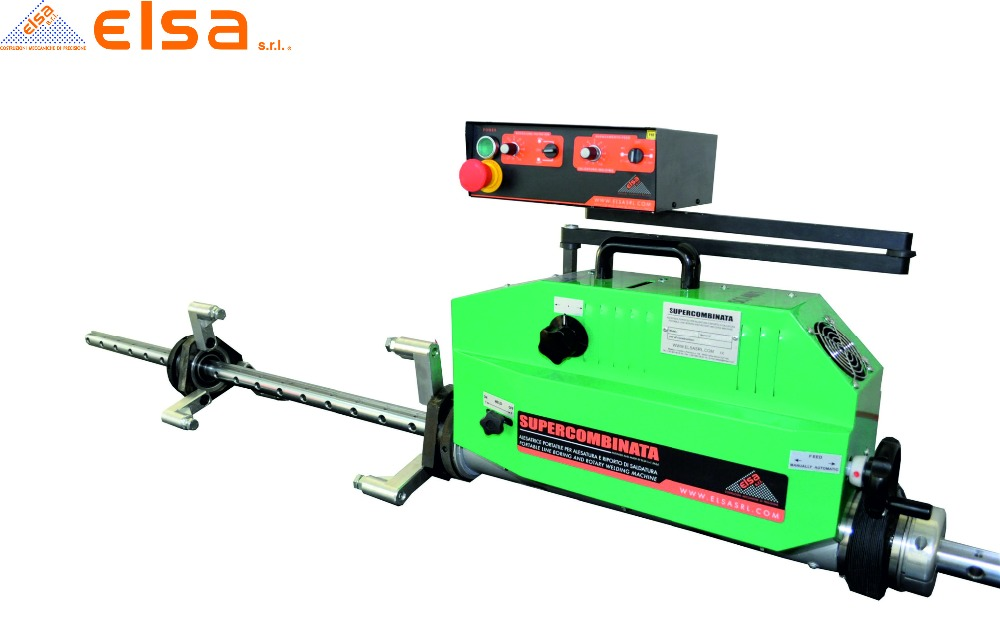 Portable Boring Machine / Overlay Welding / Rotary Welding / Flange Facing Drilling Tapping Machine Elsa