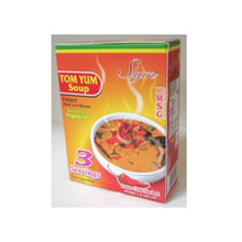 Slym Instant Vegetarian Tom Yum Soup