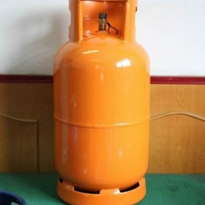 empty gas cylinder any size