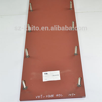 High Quality wear-resistant screed plate P/N4602424955 for Asphalt Paver