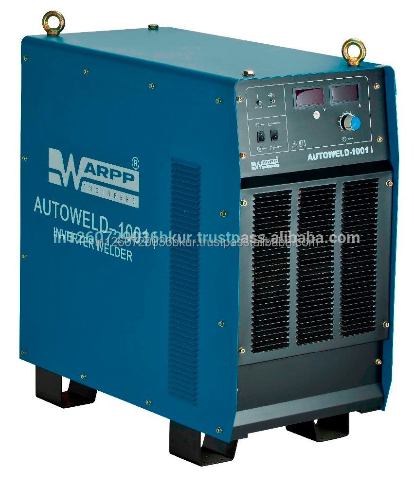 portable and compact 1000 AMPS arc welding machine with low price made in India