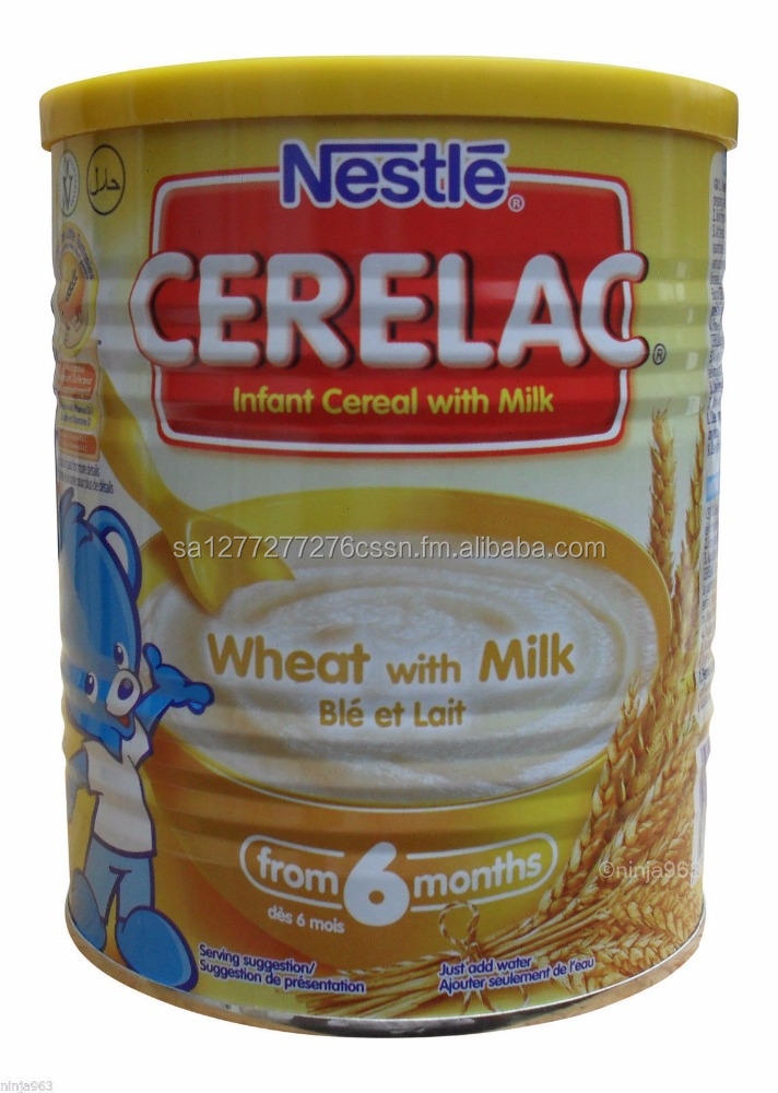 Cerelac baby food wheat and milk 400g