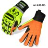 Safety Gloves for Oil & Gas Drilling,Rigging,Refining,EN388:2003,CE certified