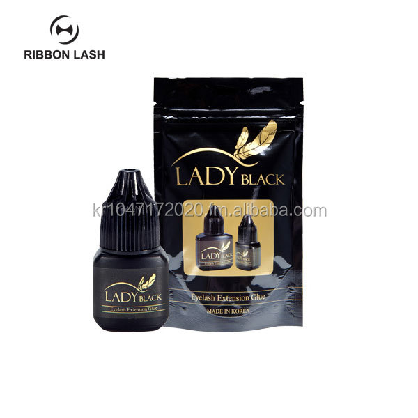 glue for eyelash extension glue/lady black daejin
