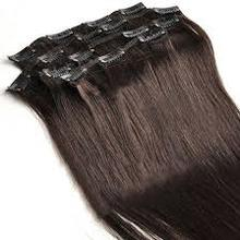 Ail express hot new products 100% human vietnam hair extensions clip in hair