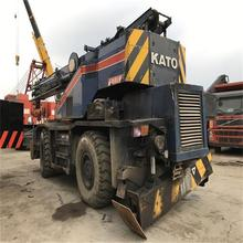 Japan KATO Works 25 Ton KR25H Fully Hydraulic Rough Terrain Crane