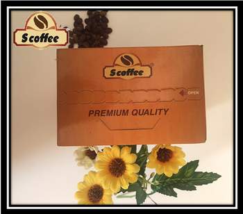 TOP QUALITY 3IN1 INSTANT SCOFFEE BRANDED HOT SALES