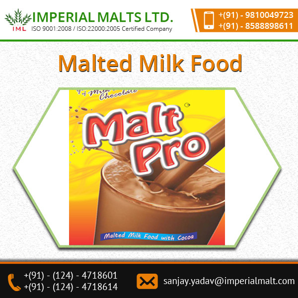 Natural Taste Hygienically Prepared Malt Drink at Reasonable Price