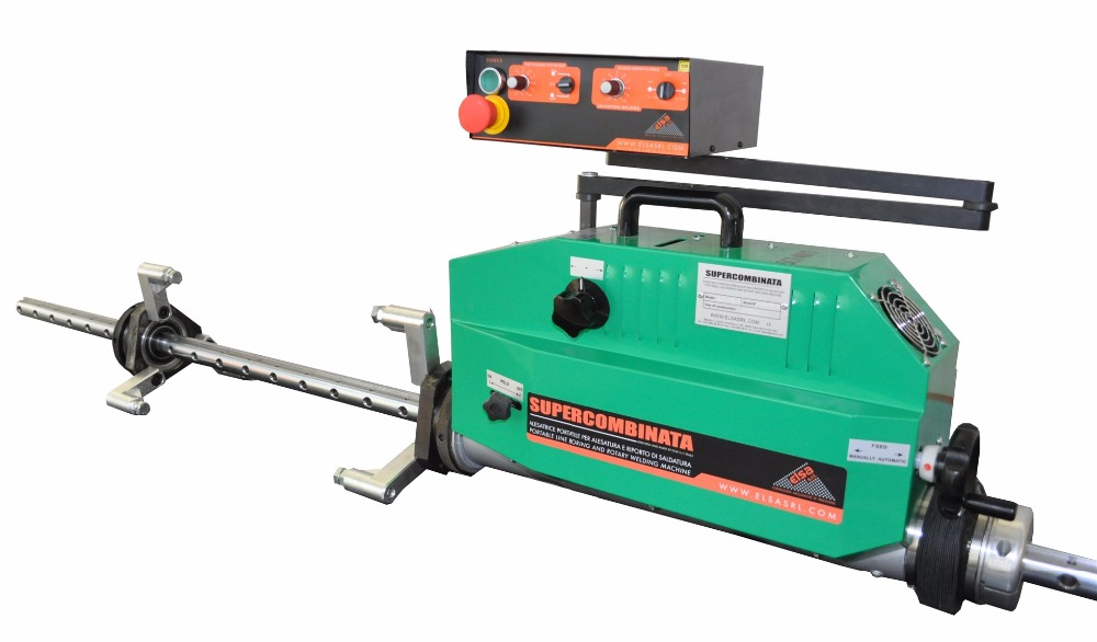 Portable Boring Machine / Overlay Welding / Rotary Welding / Flange Facing Drilling Tapping Machine