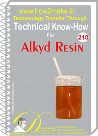 Technical know How report for making Alkyd Resin
