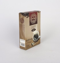 Latte by Cafe De Pu'er 3 in 1 instant coffee