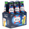 French kronenbourg 1664 Blanc Beer and 33cl. cans