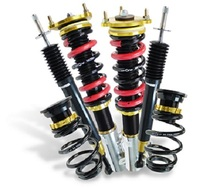 Malaysia Zerone SSR700 Front and Rear Car Adjustable Shock Absorber Suspension Coilover Kit