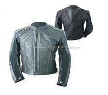 Moto Mens Leather Jacket.