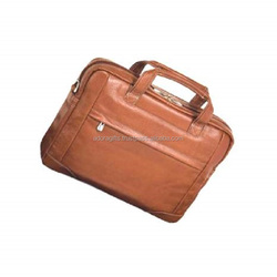 High end genuine leather mens laptop bags / fashionable 15 inch laptop bags / new arrival 15 inch mens laptop bags