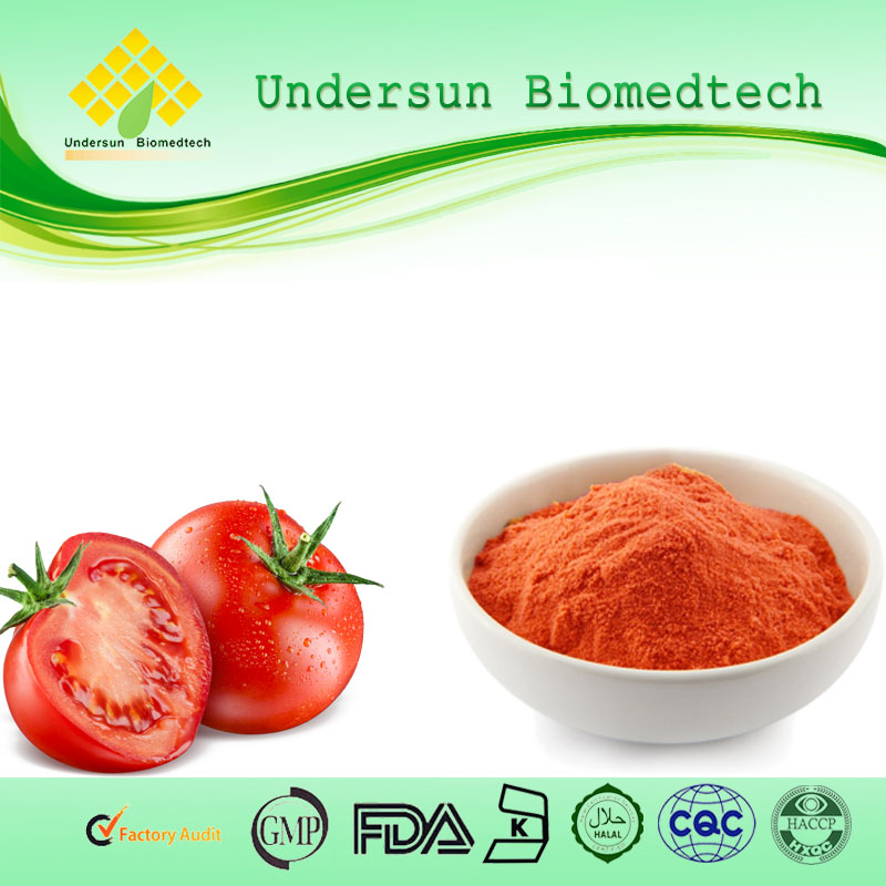 High Quality Pure Organic Lycopene Pigment SU-02 lycopene 98% color