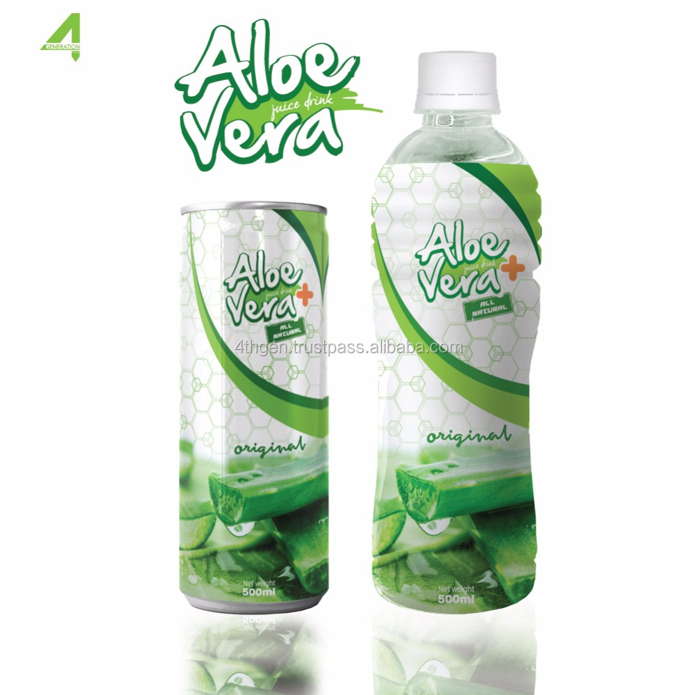 ALOE VERA DRINK PLUS - 500ml