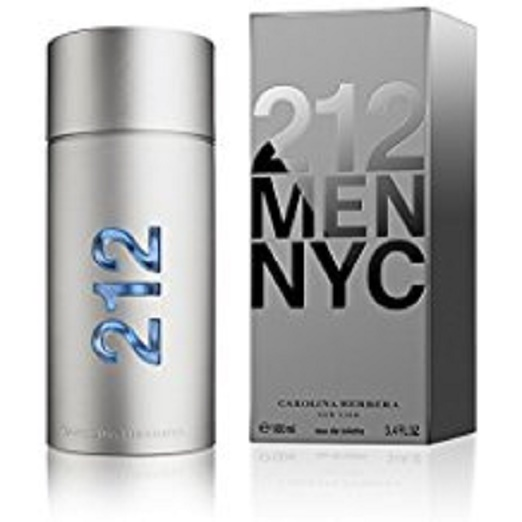 Original**Fragrance**Perfume**212**Cologne**EDT**Spray**3.4**oz**for**Men