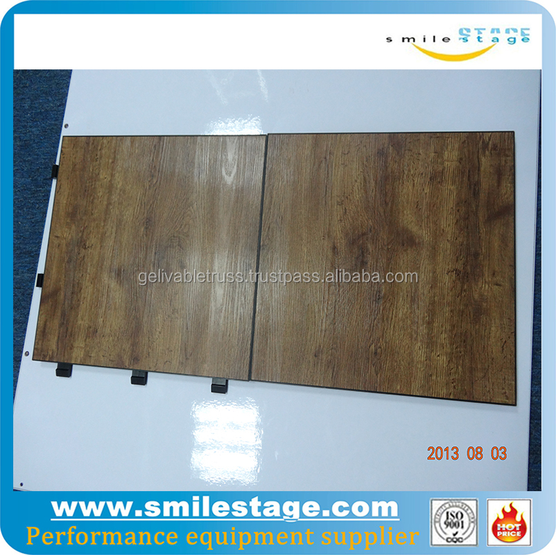 used basketball flooring pvc floor dance floor