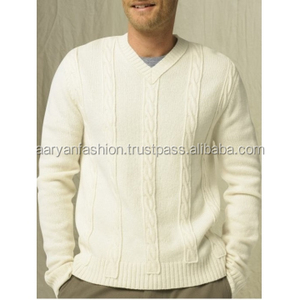 Men's sweater with zipper&hat,made of Melange Cotton,Nylon,Angora,viscose,710g,