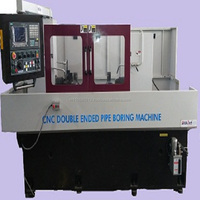 CNC Double Ended Pipe Boring Machines