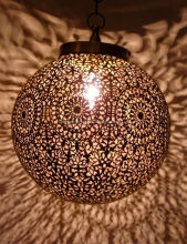 Modern Morocco Pendant Light