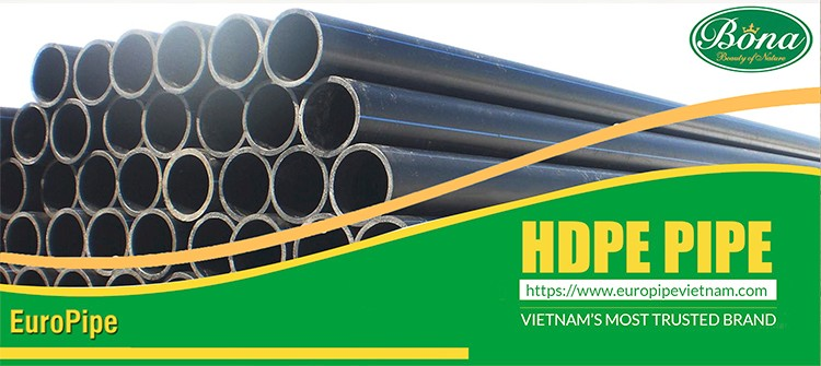 VietNam NO.1 Factory Prime High Quality ISO 9001 HDPE PE 100 water pipe