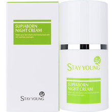 2017 New Korean beauty product_Stay Young Supiaborn Night Cream
