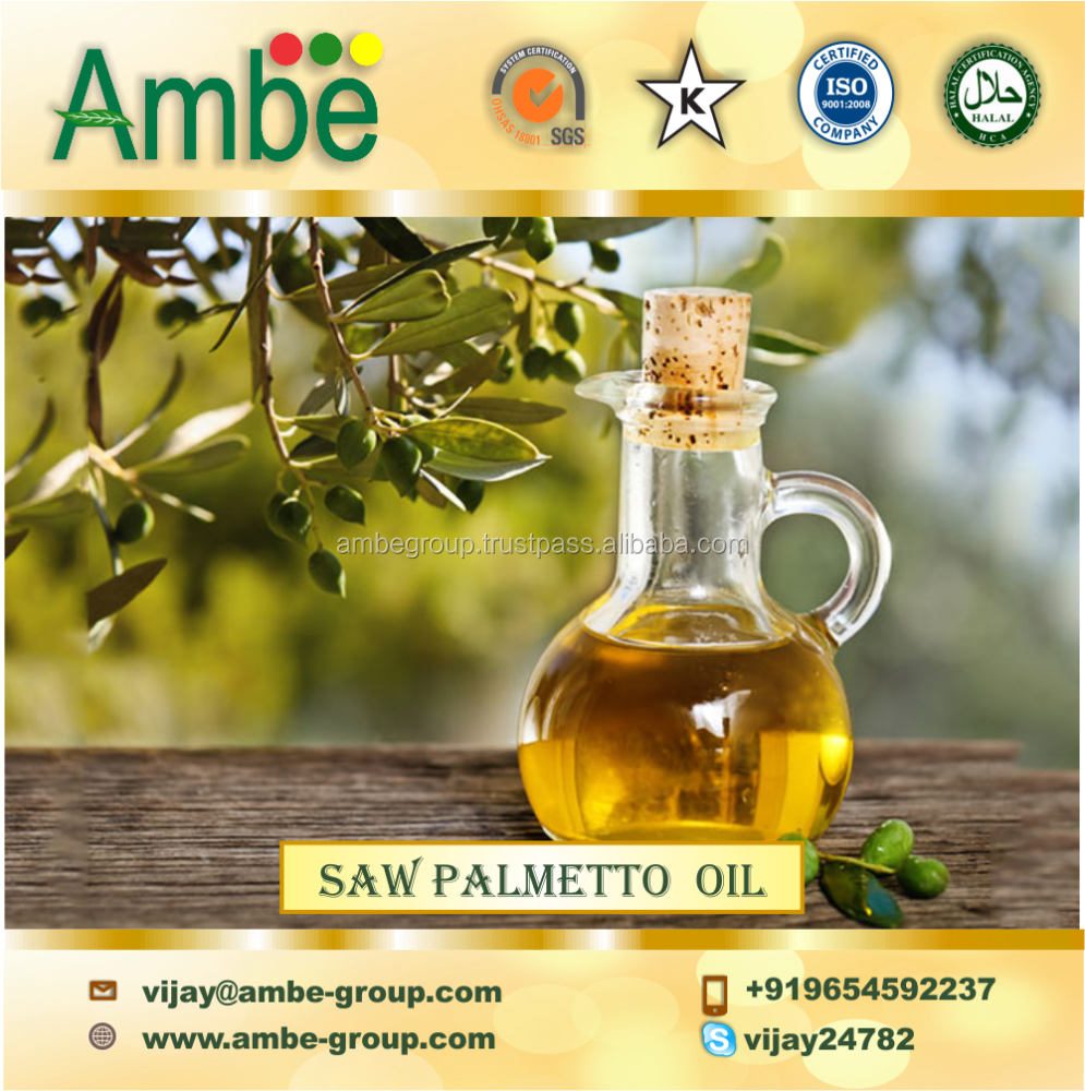 Saw Palmetto Extract Kosher Certified