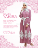 High Quality 2017 Gamis Yakira Islamic Clothing