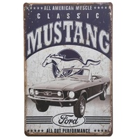 wholesale metal retro cars motorcycles garage decorative signs custom vintage advertising tin sign plaques