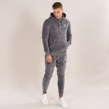 mens fashion velour tracksuit private label tracksuit manufacture by Hawk Eye Co. ( PayPal Accepted )