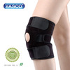 Knee Support, Open-Patella Brace for Arthritis, Joint Pain Relief, Injury Recovery with Adjustable Strapping & Breathable