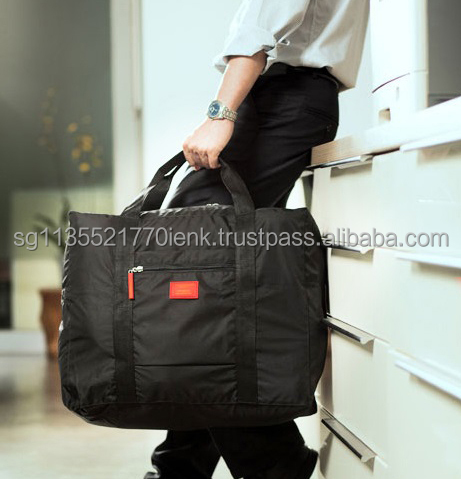 M Square Travel Foldable Shopping Bag - Business Trip Series