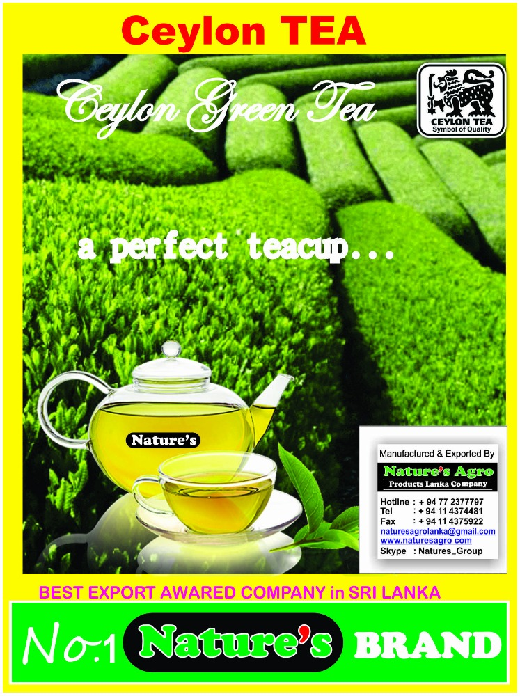 GREEN TEA Ceylon