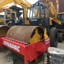 used paving machine dynapac CA251D vibration compactor road roller