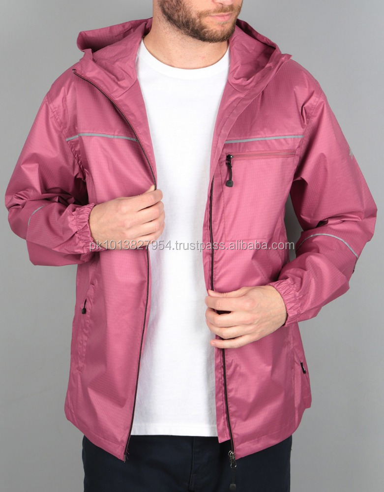 Water Proof Coaches Jacket Custom New Winter Wholesale Blank Jacket