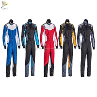 Kart racing suits KS-5 kart/Go Karts racings suit CIK-FIA 2013 LeveL 2