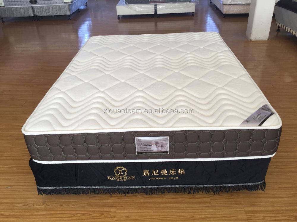 Tight Top Deluxe Individual Pocketed Spring Mattress, Queen size