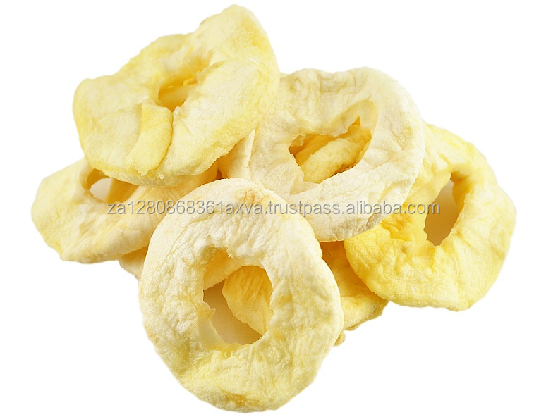 Dried Apples, natural sweet freeze dried apple chips