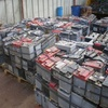 Drained battery Used Battery Scrap/Drained Lead-Acid Battery for sales