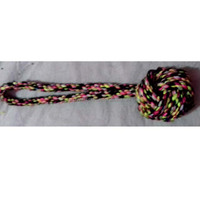 Durable Rope Knotted Toy For Dog