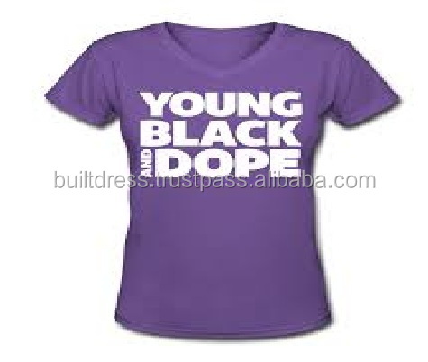 Custom T-shirts design your own top brand shirts for young ladies