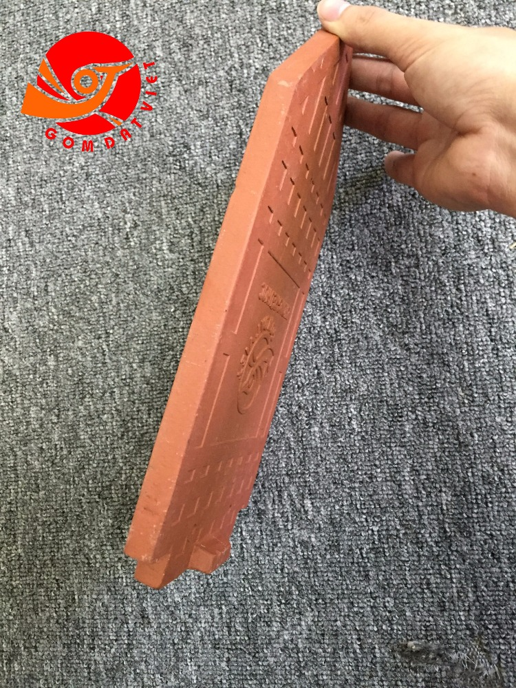 Terracotta Metal Roof Tile Clay Roof Tiles Making Machines Clay Roof Tiles For Sale