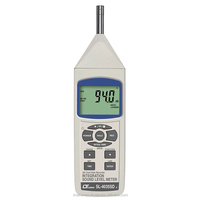 Sound level meter integrated class 1