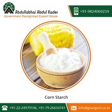 Wholesale Supplier of Corn Starch Useful for Various Industries