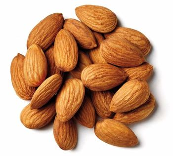 roasted/raw/processed Almond Nuts..