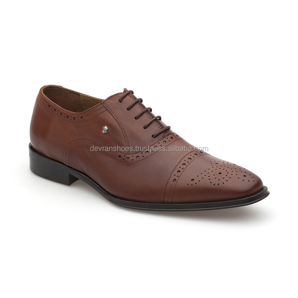 Hot Sale Stock Oxford Design English Style Men shoes