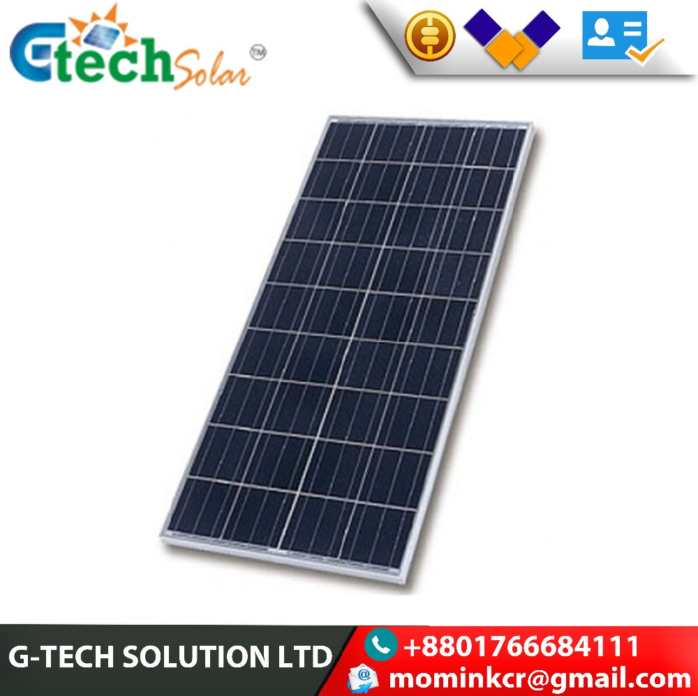 2017 Hot selling Gtech 85wp Xihe Polycrystalline silicon Solar Cell Solar panel