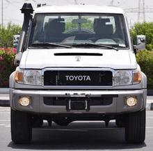 NEW TOYOTA LAND CRUISER DOUBLE CABIN PICK UP